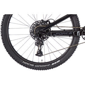 "GT Bicycles Force Elite 29"", satin black"